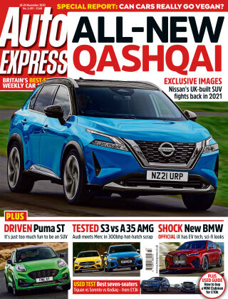 Auto Express Issue 1653