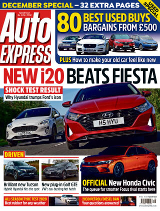 Auto Express Issue 1654
