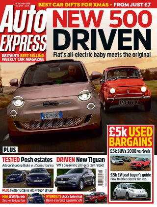 Auto Express Issue 1655