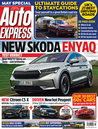 Auto Express Issue 1673