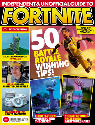 Independent and Unofficial Guide to Fortnite Issue 1
