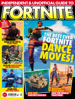 Independent and Unofficial Guide to Fortnite Issue 3