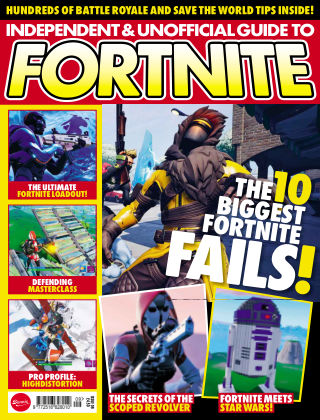 Independent and Unofficial Guide to Fortnite Issue 9