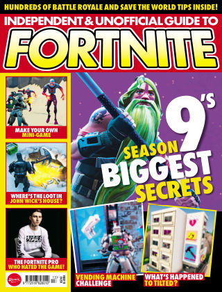 Independent and Unofficial Guide to Fortnite Issue 13