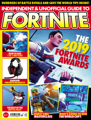Independent and Unofficial Guide to Fortnite Issue 14