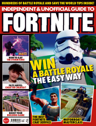 Independent and Unofficial Guide to Fortnite Issue 20
