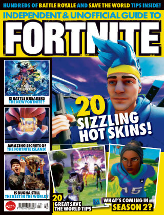 Independent and Unofficial Guide to Fortnite Issue 22