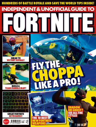 Independent and Unofficial Guide to Fortnite Issue 24