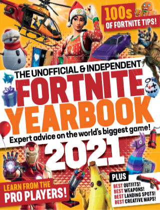 Independent and Unofficial Guide to Fortnite Annual 2020