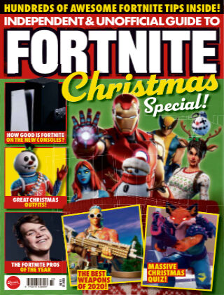 Independent and Unofficial Guide to Fortnite Issue 33