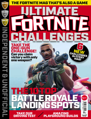 Independent and Unofficial Fortnite Challenges Issue 2