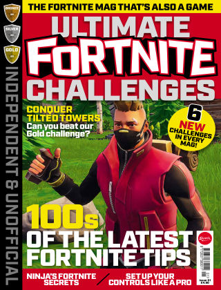 Independent and Unofficial Fortnite Challenges Issue 1