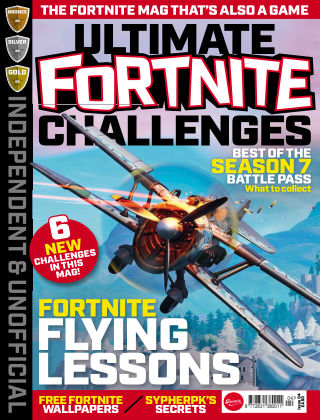 Independent and Unofficial Fortnite Challenges Issue 4