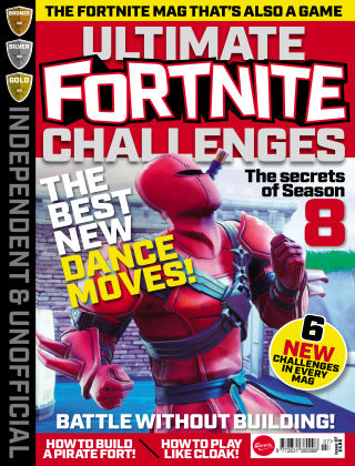 Independent and Unofficial Fortnite Challenges Issue 7