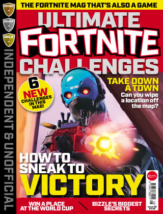 Independent and Unofficial Fortnite Challenges Issue 8
