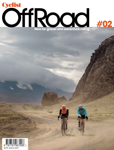 Cyclist: Off Road September 26, 2019 00:00