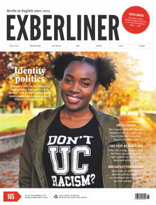 EXBERLINER Issue 165, Nov 2017