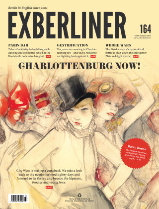 EXBERLINER Issue 164, Oct 2017