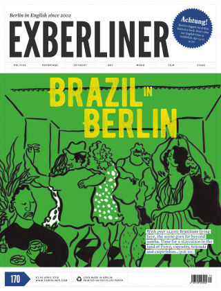 EXBERLINER Issue 170 April 2018
