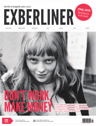 EXBERLINER Issue 171, May 2018