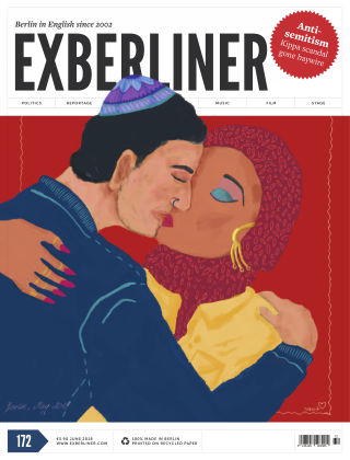 EXBERLINER Issue 172, June 2018