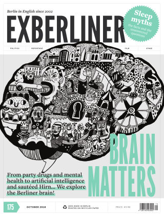 EXBERLINER Issue 175 Oct 2018