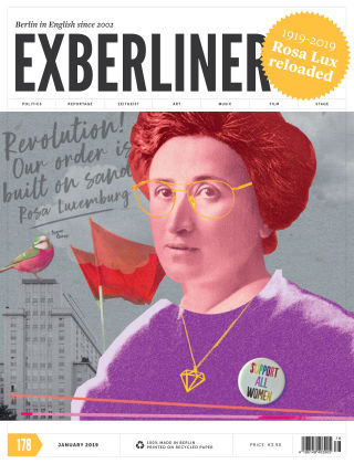 EXBERLINER Issue 178 Jan 2019