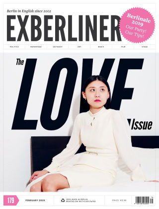 EXBERLINER Issue 179, Feb 2019