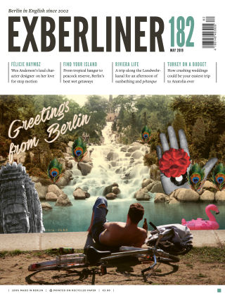 EXBERLINER Issue 182 May 2019