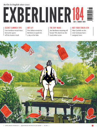 EXBERLINER Issue 184, July