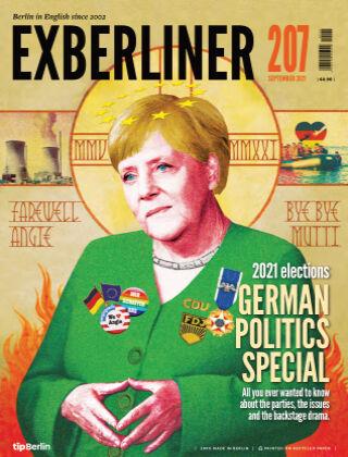 EXBERLINER 207