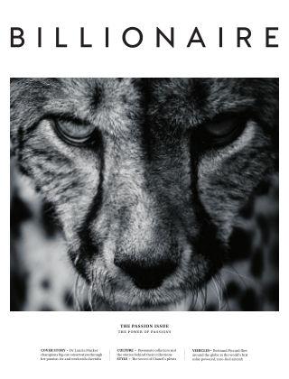 BILLIONAIRE Magazine 04 - Passion