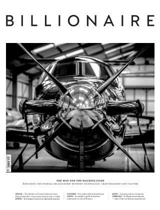 BILLIONAIRE Magazine 02 - Designer