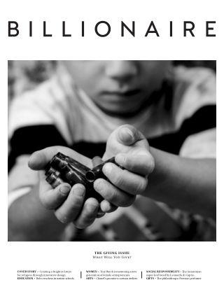 BILLIONAIRE Magazine 07 - Giving