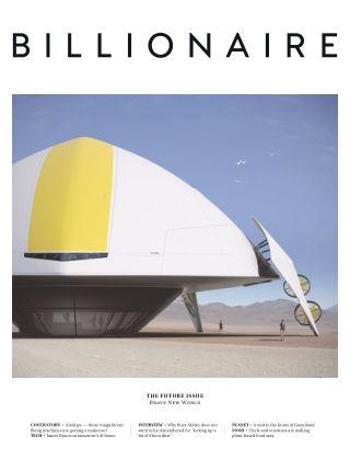 BILLIONAIRE Magazine 09 - Future