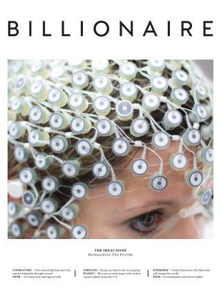 BILLIONAIRE Magazine 12 - Ideas