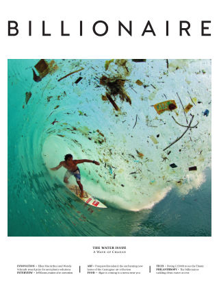 BILLIONAIRE Magazine 13 - Water