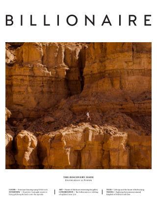 BILLIONAIRE Magazine 14 - Discovery