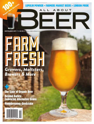 All About Beer November 2017