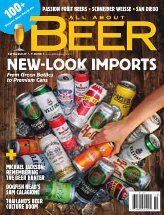 All About Beer September 2017