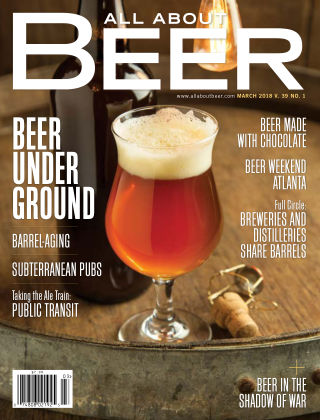 All About Beer March April 2018