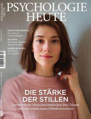 Psychologie Heute 02 2018