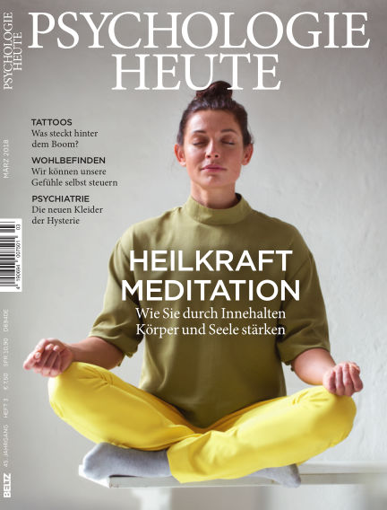Psychologie Heute February 14, 2018 00:00