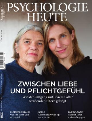Psychologie Heute 02 2019