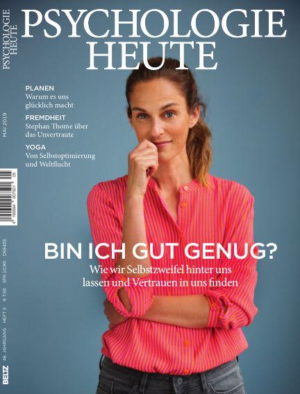 Psychologie Heute April 10, 2019 00:00