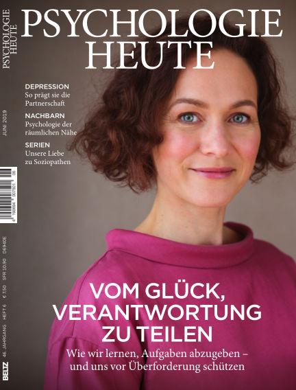 Psychologie Heute May 08, 2019 00:00