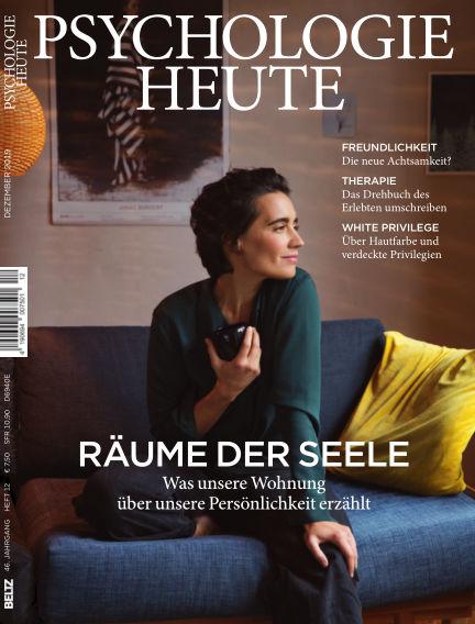 Psychologie Heute November 13, 2019 00:00
