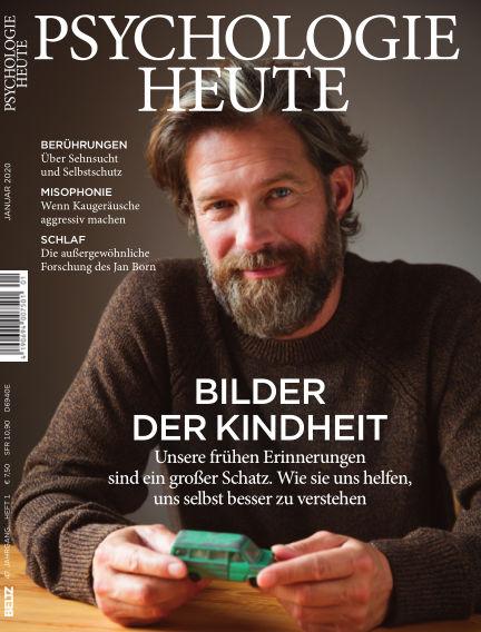 Psychologie Heute December 11, 2019 00:00