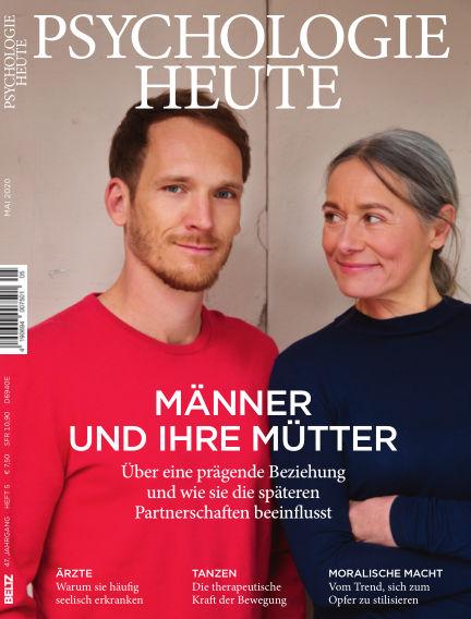 Psychologie Heute April 08, 2020 00:00