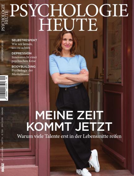 Psychologie Heute August 12, 2020 00:00